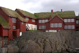 The Whaling Town of Tórshavn - Faroe Islands, May 2005